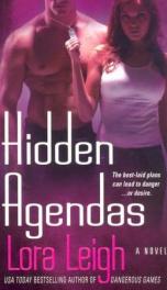 Hidden Agenda_cover