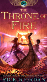 Throne of Fire   _cover