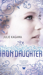 The iron daughter _cover