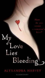 Bleeding Hearts _cover