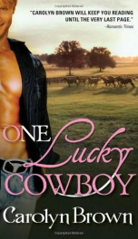 One Lucky Cowboy_cover
