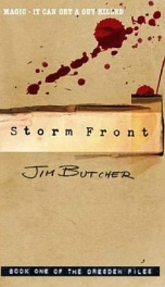 Storm Front    _cover
