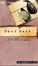 Dead Beat _cover