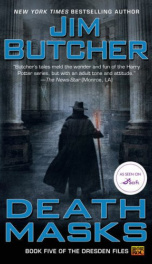 Death Masks _cover