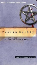 Proven guilty  _cover