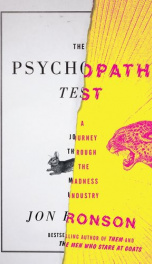The Psychopath Test _cover