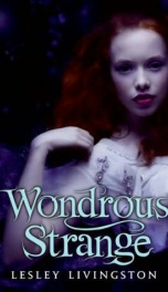 Wondrous Strange  _cover