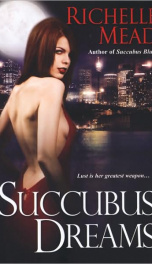 Succubus Dreams  _cover