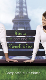Anna and the French Kiss  _cover