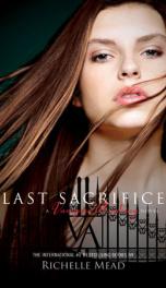 Last Sacrifice - Vampire Academy 6_cover