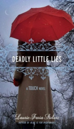 Deadly Little Lies  _cover