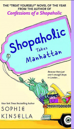 Shopaholic Takes Manhattan_cover