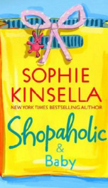Shopaholic and Baby _cover
