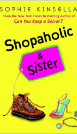 Shopaholic And Sister  _cover