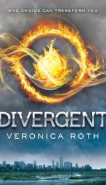 Divergent   _cover
