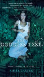 The Goddess Test _cover