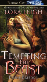 Tempting the Beast_cover