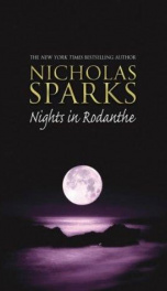 Nights In Rodanthe  _cover