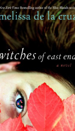 Witches of East End  _cover
