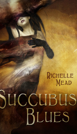 Richelle Mead  _cover