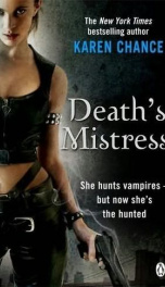 Death's Mistress _cover