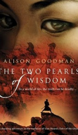 The Two Pearls of Wisdom_cover