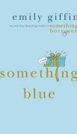 Something Blue _cover