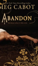 Abandon (book 1)_cover