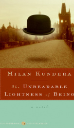 The Unbearable Lightness of Being_cover