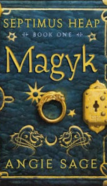 Magyk  _cover