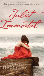 Juliet Immortal_cover