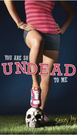You Are So Undead to Me_cover