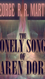The Lonely Songs of Laren Dorr_cover