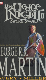 The Sworn Sword  George R.R. Martin_cover