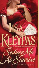 Seduce me at Sunrise( The Hathaways # 2)_cover