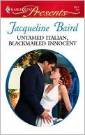 Untamed Italian, Blackmailed Innocent_cover