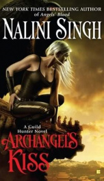 Archangel's Kiss_cover