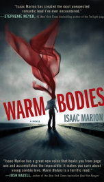 Isaac Marion _cover