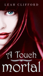 A Touch Mortal_cover