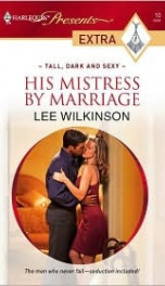 His Mistress by Marriage_cover