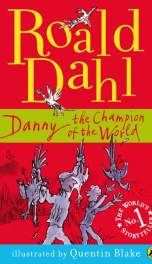 Danny The Champion of The World_cover