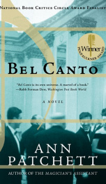 Bel Canto _cover
