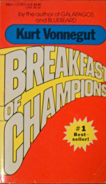Breakfast of Champions  _cover