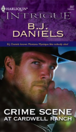 Crime Scene at Cardwell Ranch_cover