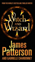 Witch & Wizard _cover