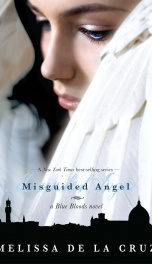 Misguided Angel (Blue Bloods #5) _cover