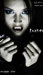 Turned (Book #1 in the Vampire Journals) _cover
