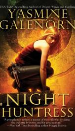 Night Huntress_cover