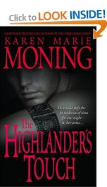 The Highlander's Touch_cover