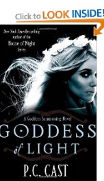 Goddess of light_cover